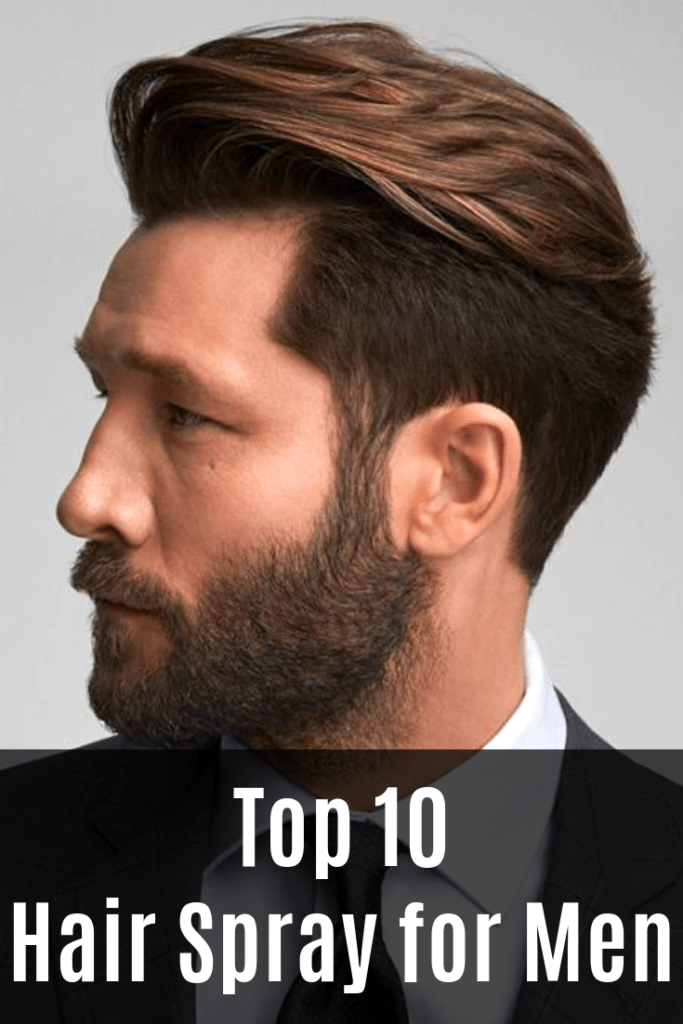 top 10 hair spray for men