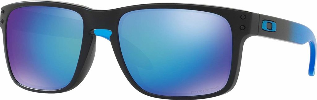 Oakley Men's Holbrook Non-Polarized Iridium Rectangular sunglasses