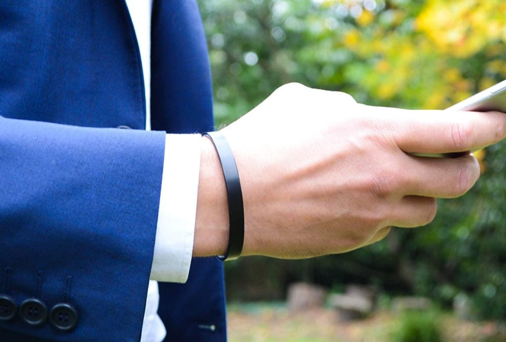 Men's Titanium Magnetic Therapy Bracelet