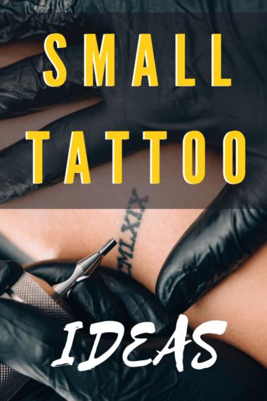 small meaningful tattoo