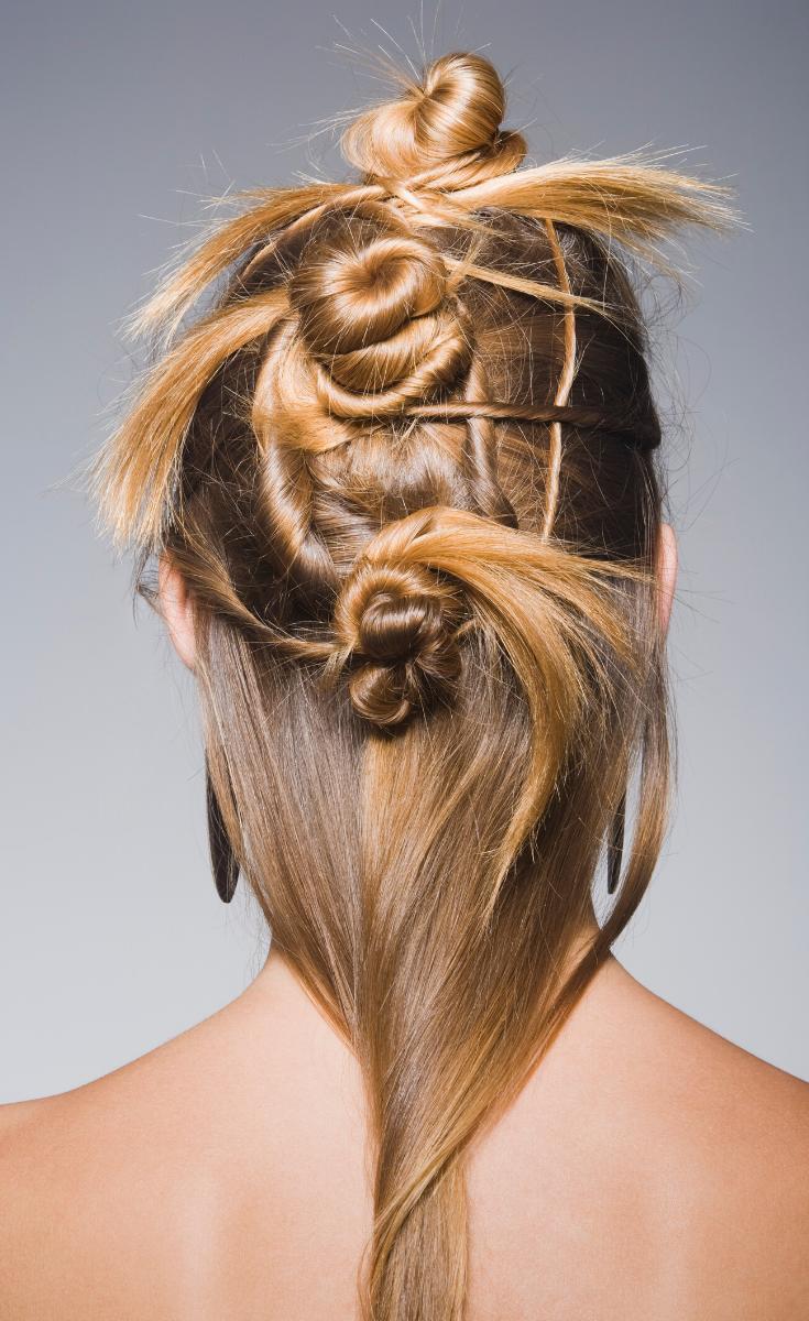 Women's Easy Hairstyles