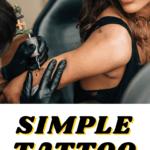 Subtle and Simple Tattoo Ideas